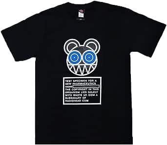 バンドTシャツ ロックTシャツ Radiohead レディオヘッド Bear