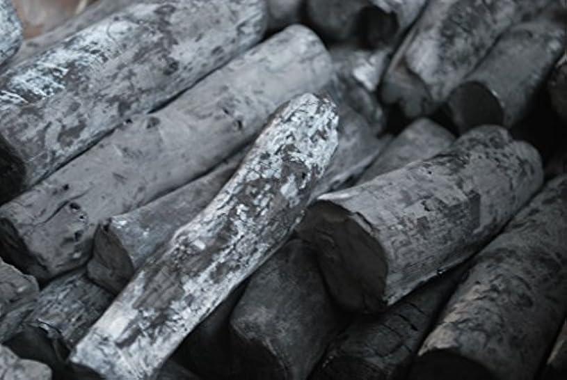 スチールほんのつかの間備長炭(白炭) ラオス産 15kg 切小丸