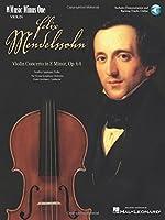 Concerto for Violin and Orchestra: E Minor - E Moll, Opus 64: Music Minus One Violin