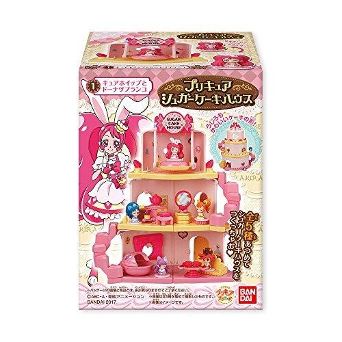 キラキラ☆プリキュアアラモード プリキュア スウィートケーキハウス 10個入りBOX (食玩)