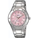 [カシオ] 腕時計 スタンダード LTD-1035A-4AJF シルバー