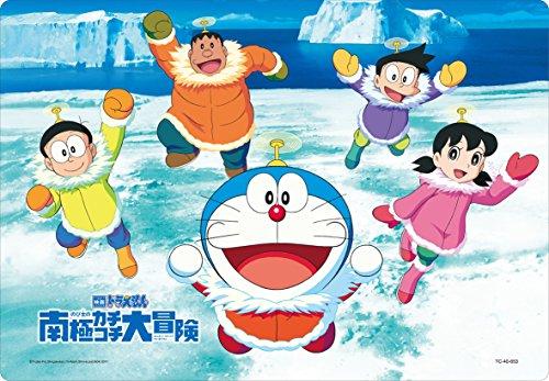 40ピース 子供向けパズル 映画ドラえもん のび太の南極カチコチ大冒険 なんきょくへ とびだそう! 【チャイルドパズルW】