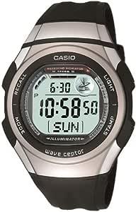 [カシオ]CASIO 腕時計 WAVE CEPTOR ウェーブセプター 電波時計 デジタルモデル WV-57HJ-1AJF メンズ