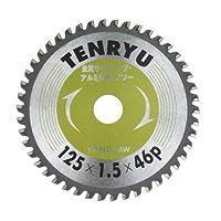 金属サイディングチップソー 125X46P 外径:125mm