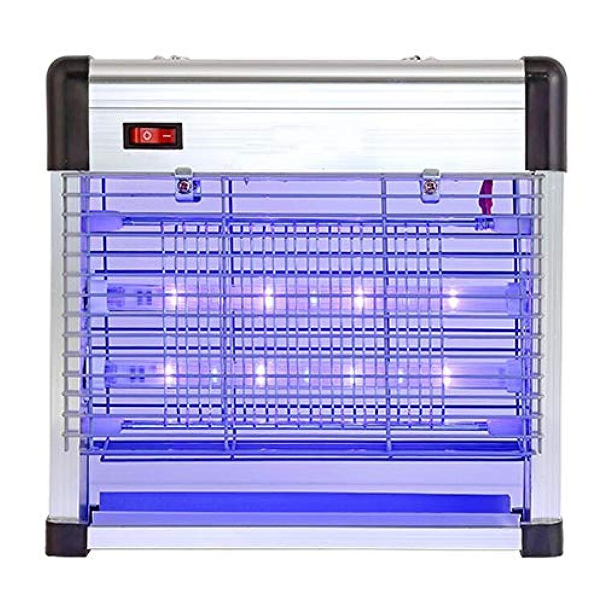 昇る議題の慈悲でZEMIN 蚊ランプ電撃殺虫灯 誘虫灯 レストラン LEDルアー 軽量 放熱 丈夫です、 7W (サイズ さいず : 7W-26.6CM)