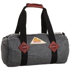 Kelty Flannel Cargo Drum 1832-499-3597: Gray