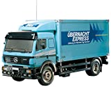 タミヤ 1/14 電動RCビッグトラックシリーズ No.07 メルセデス ベンツ 1850L パネルバントラック 56307