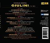 カルロ・マリア・ジュリーニ / ライヴ録音集成 (Carlo Maria Giulini) (6CD) [輸入盤]
