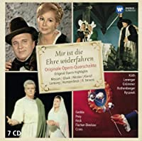 Opera Series: Mir Ist Die Ehre Widerfahren by Hermann Prey (2013-05-21)