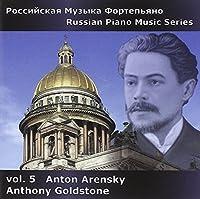 Russian Piano Music Vol. 5