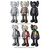 MEDICOM TOY KAWS COMPANION OPEN EDITION 6体セット