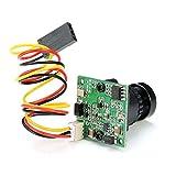 700TVL NTSC CMOS 2.8mmレンズ FPVカメラ 適用Mini Drone QAV180/QAV210/QAV250/ QAV270/QAV280 FPV クワッドローター (NTSC)