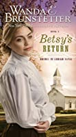 Betsy's Return (Brides of Lehigh Canal)