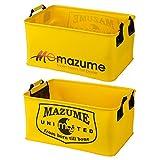 MAZUME(マズメ) ウェイディングカーゴ II MZBK-308-03 イエロー