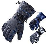 monoii スノボ グローブ スノーボード 防水 防寒 手袋 スキー メンズ 598