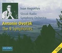 ドヴォルザーク:交響曲全曲/チェコ組曲(スロヴァキア放送響/アンゲーロフ)