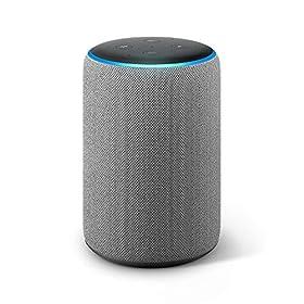 Echo Plus (エコープラス)  第2世代  (Newモデル) - スマートスピーカー with Alexa、ヘザーグレー