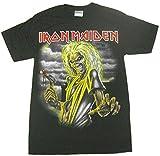 Iron Maiden アイアン・メイデン Tシャツ Killers 正規品 ロックTシャツ バンドTシャツ (L)