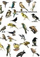 Bird Watching Notebook: Logbook Journal Diary | Gifts For Birdwatchers Birdwatching Lovers | Log Wildlife Birds List Species Seen & More | Great Book For Adults & Kids (Hobbies) (Volume 20)【洋書】 [並行輸入品]