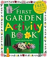 First Garden Activity Book (First Activity)