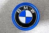 BMW純正部品 BMW ブルーリング ホイールセンターキャップ 56mm 4個セット