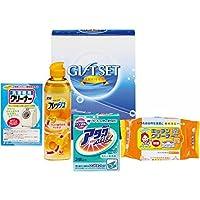 nobrand まっ白・消臭 バラエティ洗剤ギフトセット 石鹸 (AYK-A)