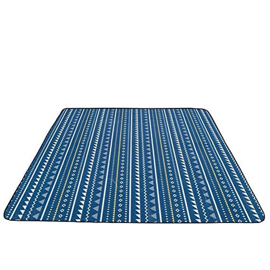 グレー費やすスペアレジャーシートピクニックマット 折りたたみピクニックマット屋外ポータブル両面防水テントマット芝生防湿床マット (Size : 150x180cm)