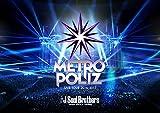 "三代目 J Soul Brothers LIVE TOUR 2016-2017 ""METROPOLIZ""[DVD]"