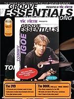 Tommy Igoe - Groove Essentials - DVD - Book & CD & DVD Package [並行輸入品]