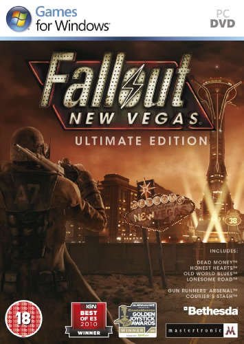 Fallout:New Vegas Ultimate Edition (PC) (輸入版)