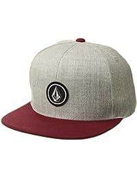 [ボルコム]< ユニセックス > 定番 スナップバック キャップ ( サイズ調整可能 ) [ D5511561 / Quarter Snap Back Hat ] 帽子 おしゃれ