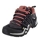 アディダス シューズ adidas Outdoor Terrex Fast X GTX Hiking Shoe - Women's Ash Purple/Black/Raw Pink 11 [並行輸入品]