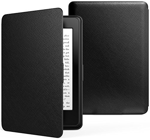 ATiC NEW-Kindle Paperwhite(Newモデル)ケース Kindle Paperwhite 2018 第10世代用軽量薄型保護カバー(オ...