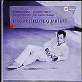 モーツァルト:フルート四重奏曲(全曲)
