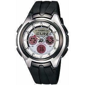 CASIO (カシオ) 腕時計 スタンダードウォッチ AQ-163W-7B2JF メンズ
