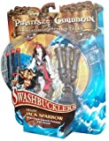 Pirates of Caribbean Anim Deluxe Jack by Pirates of the Caribbean