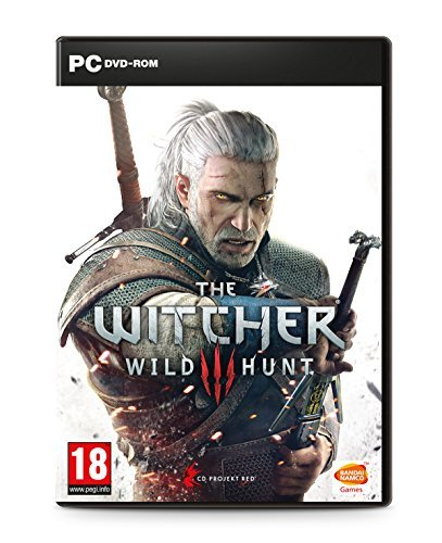 The Witcher 3: Wild Hunt (PC DVD) (輸入版)