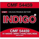 新品 INDIGOバッテリー 54459 2年4万㎞保証 (互換:54459・SLX-5K・PSI-4C・PSIN-5K・LN1・27-44) 即日発送 欧州車