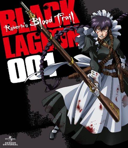 OVA BLACK LAGOON Roberta's Blood Trail 001  Blu-ray