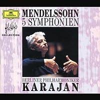 Mendelssohn;5 Symphonies