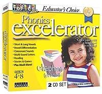 Educator's Choice Phonics Excelerator (Jewel Case) [並行輸入品]