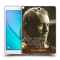 オフィシャルHBO Game of Thrones Stannis Baratheon キャラクター・ポートレート Samsung Galaxy Tab A 9.7 専用ソフトジェルケース