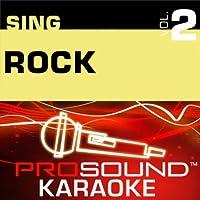 Sing Rock Vol. 2 [KARAOKE]