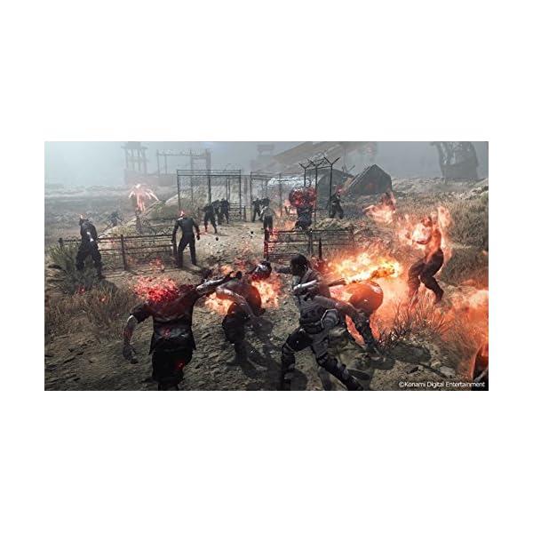 METAL GEAR SURVIVE - PS...の紹介画像4