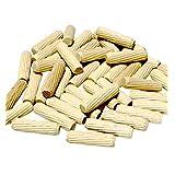 木ダボ 8☓30mm 約100個 木工ダボ 木 ダボ 家具 つなぎ ジョイント