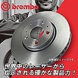 Brembo ブレーキディスク ハイラックス LN147 RZN147 RZN152H