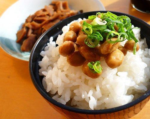 熊本県の美味しい納豆!阿蘇産大豆納豆(85gパック×10個)