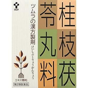 【第2類医薬品】ツムラ漢方桂枝茯苓丸料エキス顆粒A 24包
