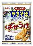 栗山米菓 ばかうけ(ペヤングソースやきそば風味) 16枚 ×12袋