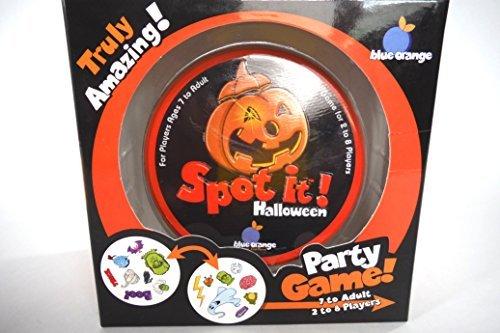 Spot it! Halloween Card Game [...